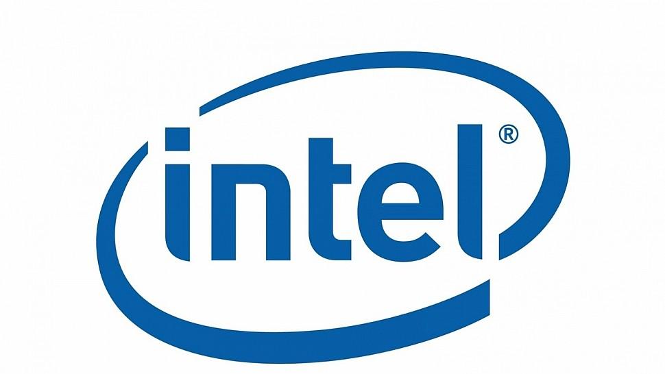 Лого Интел