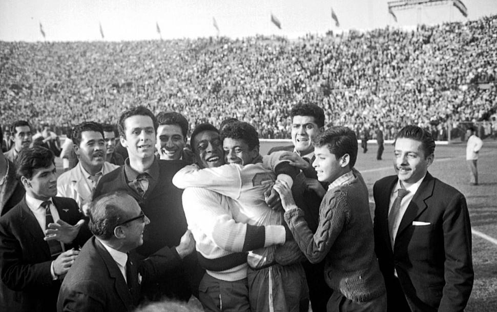 Победа Сборной Бразилии на Чемпионате Мира 1962 года