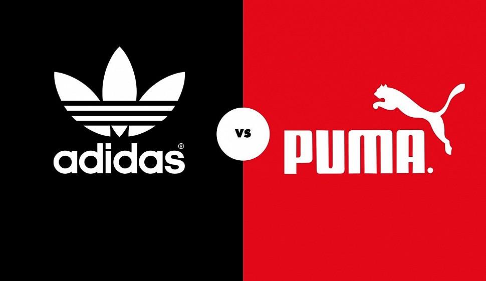 Конфликт между родными братьями привел к возникновению спортивных брендов Puma и Adidas