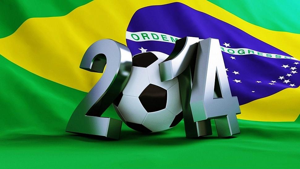 ЧМ 2014 в Бразилии