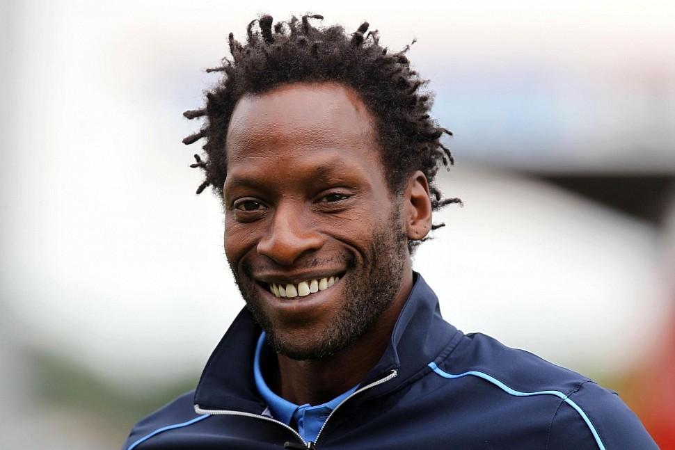 Темнокожие футболисты в составе сборной «Англии»
