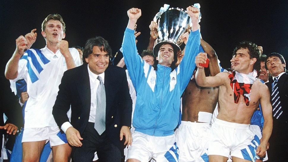 Победа Марселя в ЛЧ 1993 года