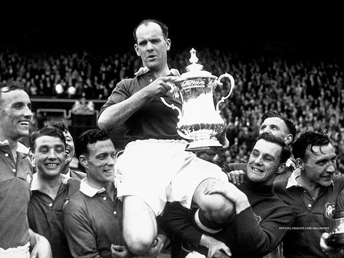 Манчестер Юнайтед 1948 Кубок Англии