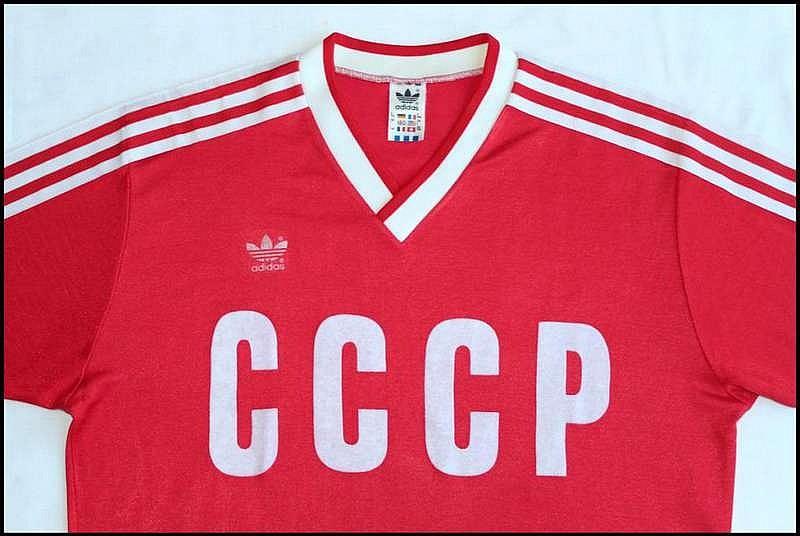 Футболка СССР 80-ых годов