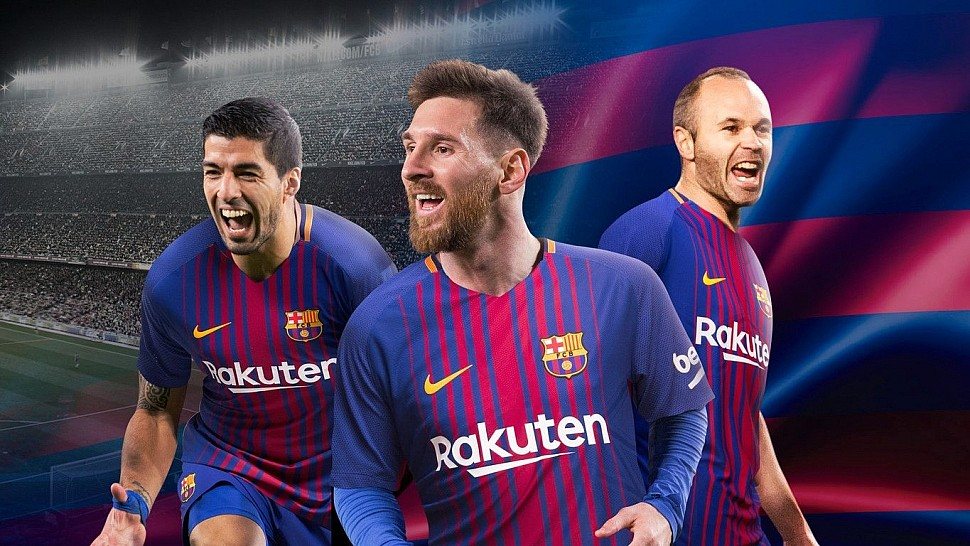 Интересные факты о ФК Барселона
