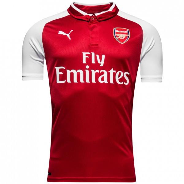Домашняя форма «Арсенала» сезон 2017-2018