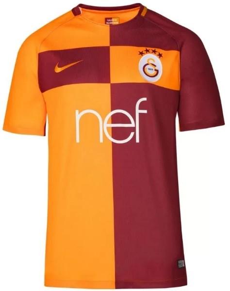 c71316442443 Форма футбольного клуба Галатасарай 2017 2018 (комплект  футболка + шорты +  гетры)