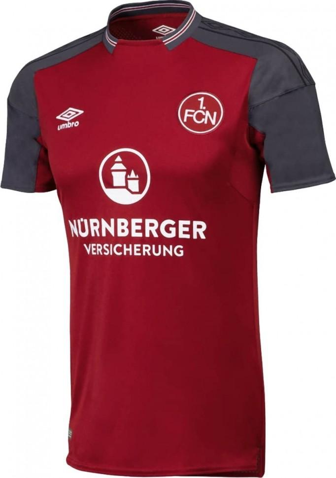51fc27e49762 Форма футбольного клуба Нюрнберг 2017 2018 (комплект  футболка + шорты +  гетры)